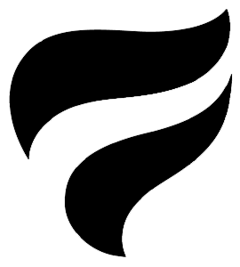 Firemill logga svart